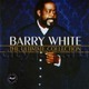 "BARRY WHITE - ""The Ultimate Collection"" CD"
