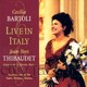 "CECILIA BARTOLI - ""Live in Italy"" CD"