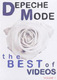 "DEPECHE MODE - ""The Best of Videos, Vol. 1"" DVD"