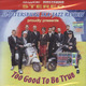 "St-PETERSBURG - SKA-JAZZ REVIEW ""Too good to be true"" CD"
