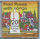 "20 GREATEST RUSSIAN HITS - ""From Russia with songs""  CD"