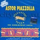 """ASTOR PIAZZOLLA -""""20 Greatest Hits"""" CD"""