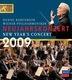 "DANIEL BARENBOIM / Wiener Philharmoniker - ""New Year's Day Concert 2009"" BLU-RAY"