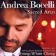 "ANDREA BOCELLI - ""Sacred Arias"" CD"