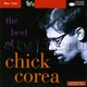 """CHICK COREA - """"The Best Of"""" CD"""