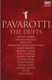 "LUCIANO PAVAROTTI - ""The Duets"" DVD"