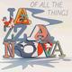 JAZZANOVA - Of All The Things CD
