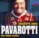 """LUCIANO PAVAROTTI - """"Celeste Aida - The Verdi Album"""" 2 CD"""
